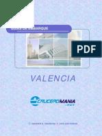 Guia Cruceromania de embarque en Valencia
