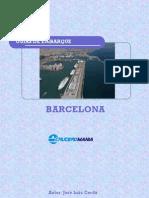 Guia Cruceromania de embarque en Barcelona