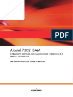 7302_7330 ISAM R2.5 Product Information