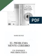 Bunge-El Problema Mente_Cerebro