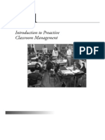 Henley Ch1 Introduction to Proactive Classroom Management