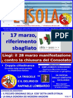 L'ISOLA n 2-2011