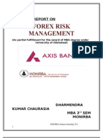 Forex Risk Management
