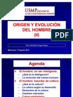 3-Tercera Clase-Origen y Evolucion Del Hombre (II)-17ago11