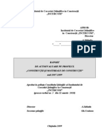 Incercom Self Evaluation Report