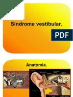 Sindrome vestibular