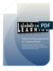 Globally Connected Learning PD Workshop