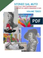 Antonio Dal Muto - CRITICA D'ARTE - Volume Terzo