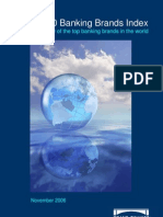 Global Banking Brands 2006