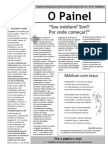 NCEIJ - O Painel - Nº 10 - 10/08/2011