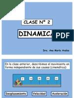 CLASE 2-Dinámica-AMAvalos