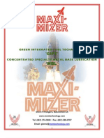 MAXI-MIZER Technologies Green Fleet Transportation Solutions