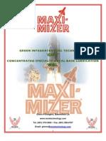 MAXI-MIZER Technologies Green Fleet Transportation Solutions