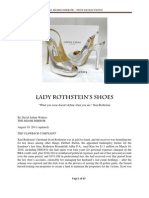 Lady Rothstein's Shoes