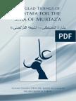 Glad Tidings of Mustafa for the Shia of Murtaza