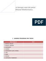 Power Point Buku Bengkel Matematik Tambahan Spm