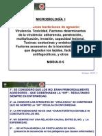5a.mecanismos Bact.de Agresin