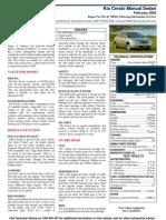 Manual Cerato PDF