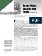Seven Pillars of Small War Power