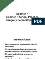 Examen TP Sangre.