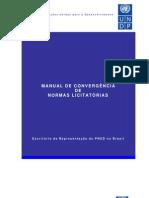 Manual de Convergencia de Normas Licitatorias (1)