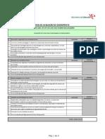 Instrumentos de Avaliação de Professores - Coordenadores