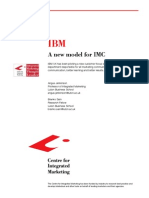 Case Study - Ibm - A New Model for Imc