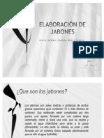 ELABORACIÓN DE JABONES