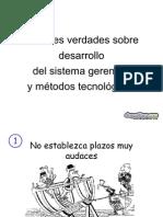 Gerencia y Tecnologia Diapositivas