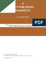 Allison Moons Self Publishing Manifesto 1
