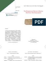 Epigraphy of Boeotia Program