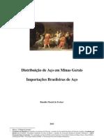 Distribuição de Aços em Minas Gerais