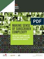 Dexterity Subscriber Complexity