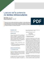 BIOMETRÍA 1 - Cálculo de la Potencia de LIOs