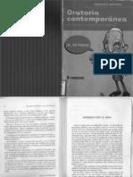 Oratoria Contemporanea Aprenda a Hablar en Publico Di Bartolo Ignacio