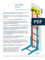 Elevator 101- Elevator Terminology PDF