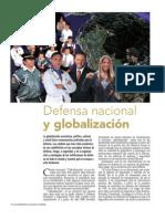Defensa Nacional y Globalización
