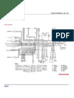 honda cg 125 titan ks '00 - wiring diagram