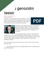 Pravoslavni Srbi su Genocidni Fašisti