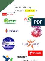 Setting Koneksi Dial-Up Berbagai Provider Selular Di Indonesia