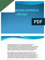 Enfermedad Hepatica Difusa y Hi Per Tension Portal- Imagenologia