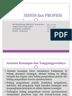 Etika Dalam Praktik Akuntansi Keuangan