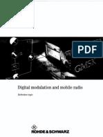 Digital Modulation and Mobile Radio