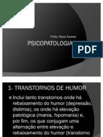 PSICOPATOLOGIAS