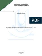 Confronto tecnológico entre Java e Mono (.NET Framework)