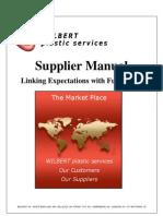 Supplier Manual