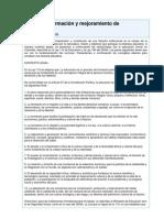 UNIDAD 3 - Formación y mejoramiento de aprendizaje