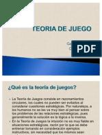 TEORIA DE JUEGO