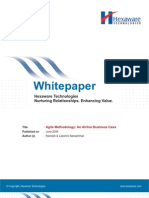 38594060 Agile Methodology Whitepaper