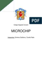 Trabajo de Investigacion Microchip